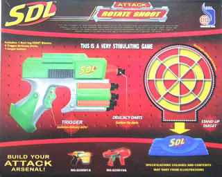 Sdl Nightfinder Air Soft Gun Alternatif Nerf