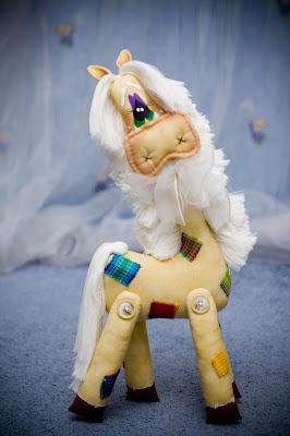 Выкройка мягкой игрушки. жираф.  Такая мягкая игрушка не оставит...