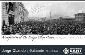 Exposición Jorge Obando
