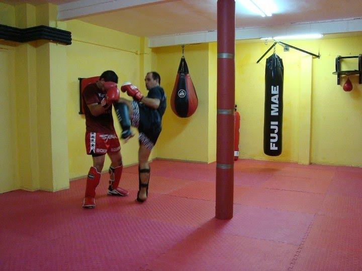 Gimnasio nitro gym box de segur de calafell for Gimnasio tarragona