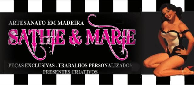 Sathie & Marie Arte em Madeira
