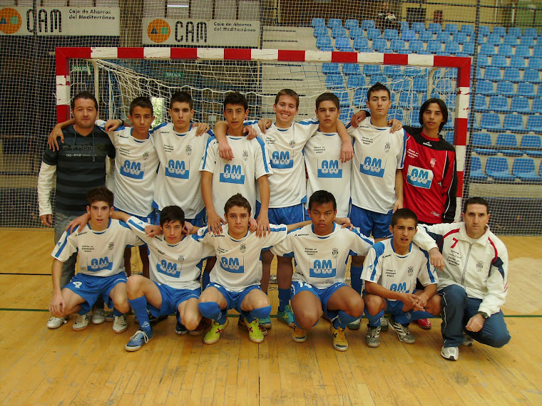 CD BUSOT FS COVES DEL CANELOBRE - JUVENILES