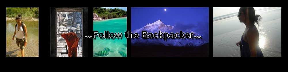 Follow The Backpacker