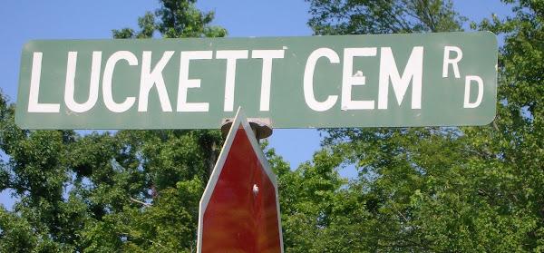 Luckett Family Cemetery, DePoy, KY