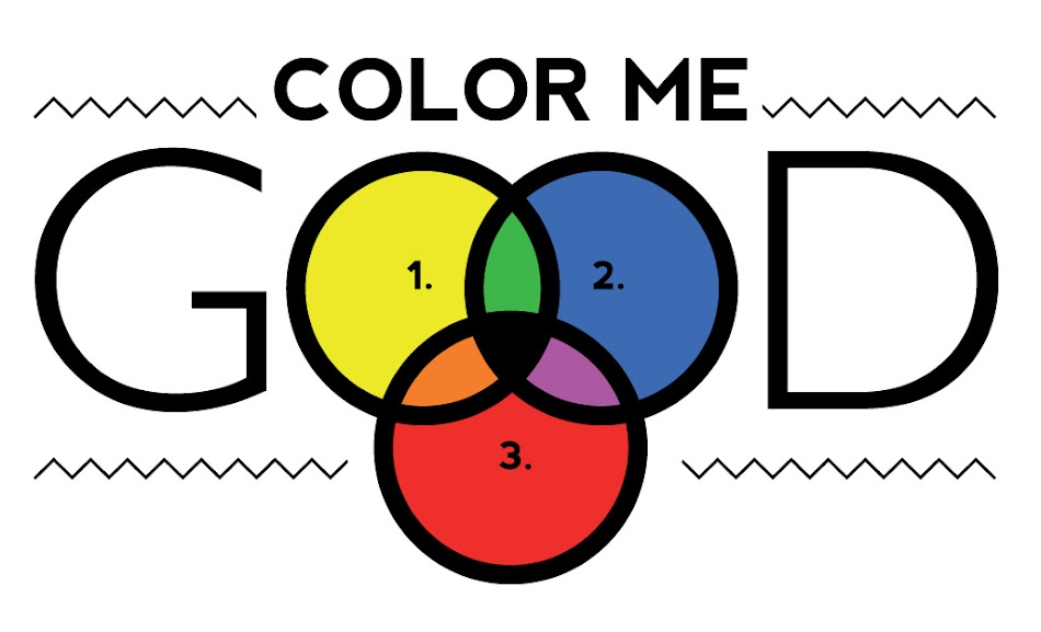 COLOR ME GOOOD