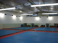 salón de artes marciales