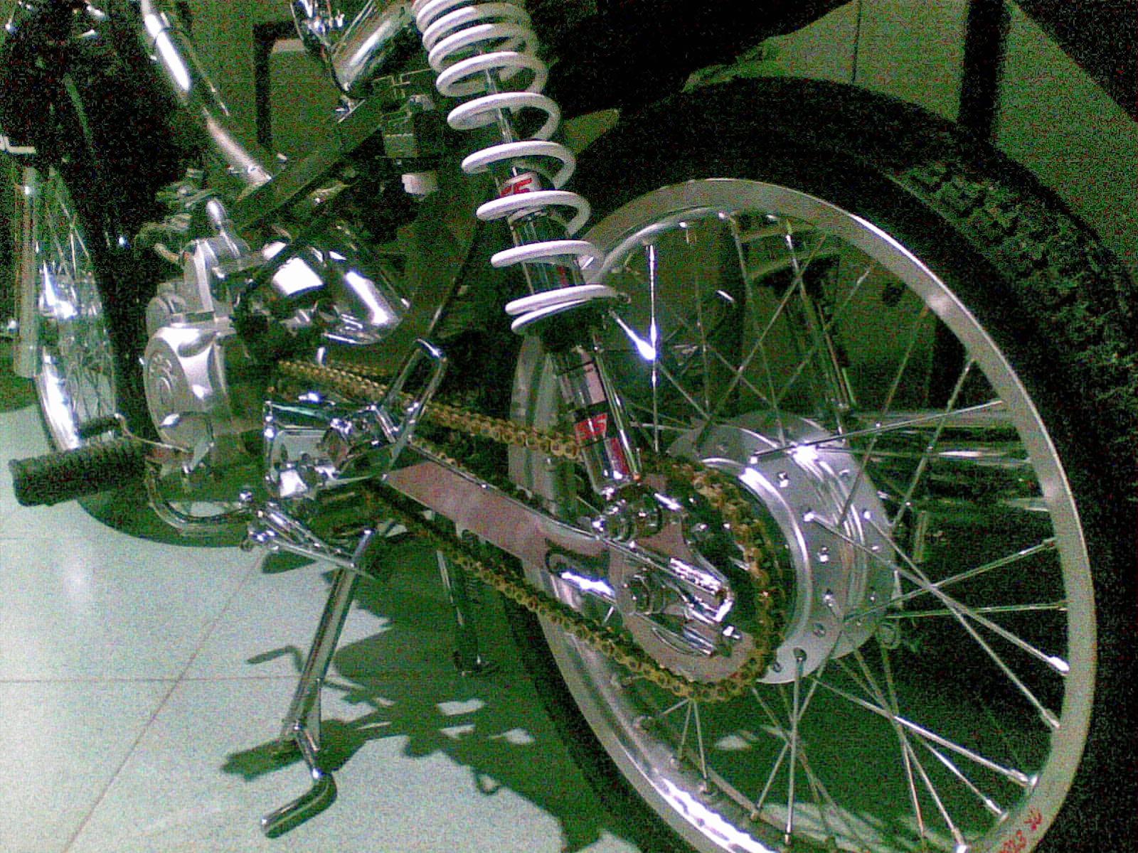 Two Seven Racing Team Korek Mio Balap Harian Per Klep Moto 1 For Dan Beat