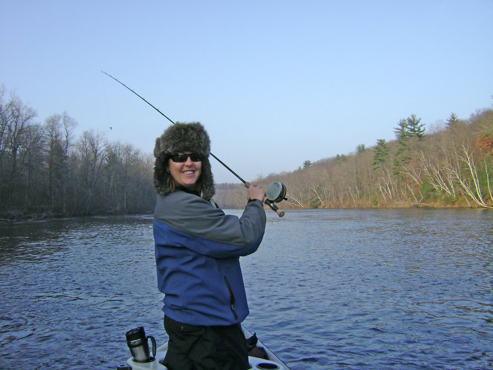 My fly fishing trip with she 39 s so fly she 39 s so fly for Outdoor fishing