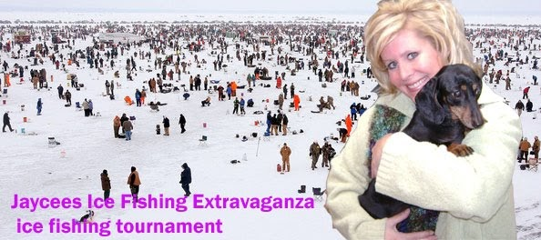 World 39 s largets ice fishing competition she 39 s so fly for Ice fishing tournaments mn