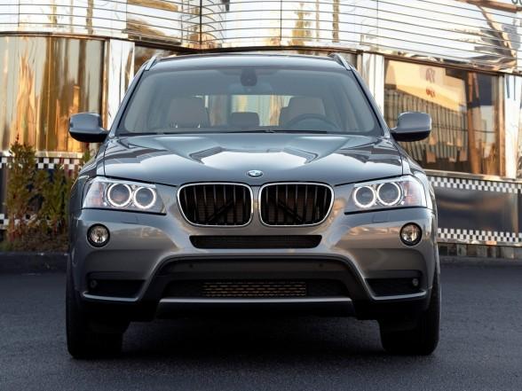 2011 BMW X3 xDrive20d | Sport car information