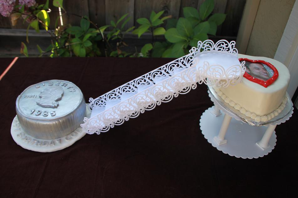 Dhanyas Delights Quarter Cake