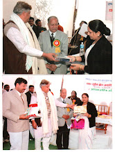Haryana Co. op. Minister releasing the Book