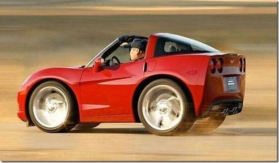 modek1 Ini Dia Foto Foto 15 Mobil Terkecil Di Dunia