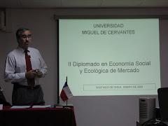 Clase con Sr. Rodrigo Asenjo