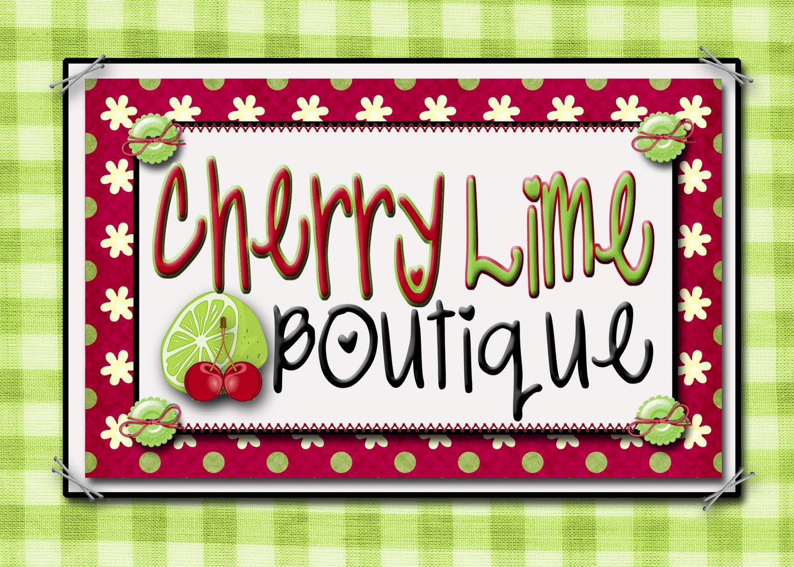 Cherry Lime Boutique
