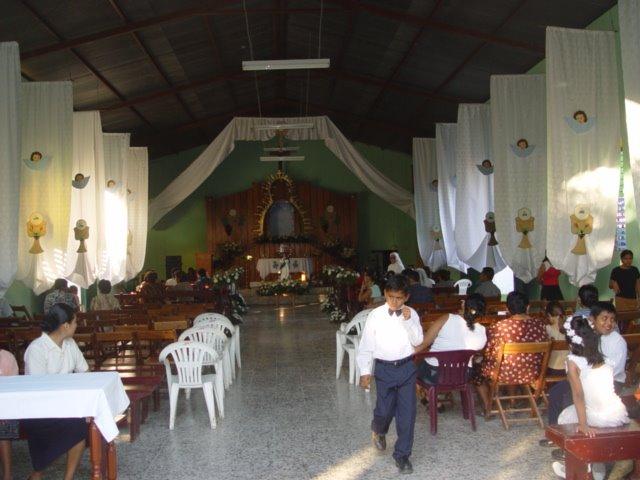 La Capilla Inmaculada Concepción