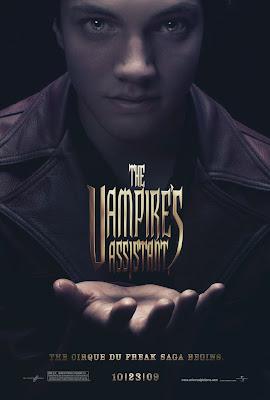 vampireass - Poster y Trailer de The Vampire's Assitant
