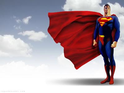 Superman - Superman sin pelicula.