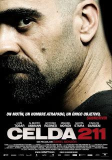 """celda 211 fin - """"Celda 211"""" tendra su remake gringo."""