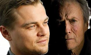 """Dicaprio Eastwood - Dicaprio y Eastwood en """"Hoover"""""""