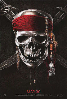 "piratas4teaserposter - Nuevo póster de ""'Pirates of the Caribbean: On Stranger Tides"""
