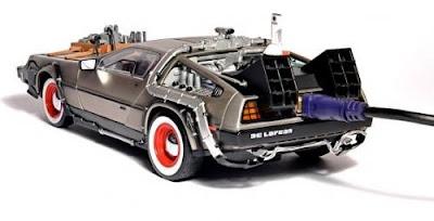 DeLoreanUSB - Para Navidad...yo quiero un DeLorean