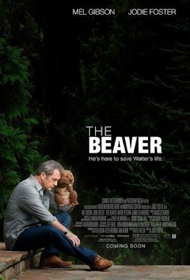 "the beaver poster - Póster y tráiler de ""The Beaver"""