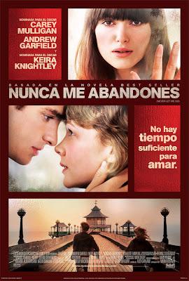 """Noticia Poster NeverLetMeGoL 1 - Poster y Tráiler de """"Nunca me abandones"""""""