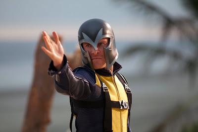 """x men first class 04 - Póster oficial de """"X-Men: First Class"""""""