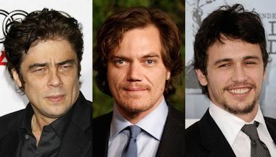 """del toro shannon franco the iceman - Benicio del Toro, Michael Shannon y James Franco en """"The Iceman"""""""
