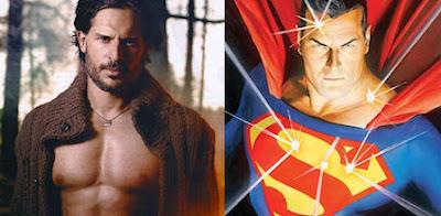 supermanmanganiello - Rumor!!!! Joe Manganiello será Superman.