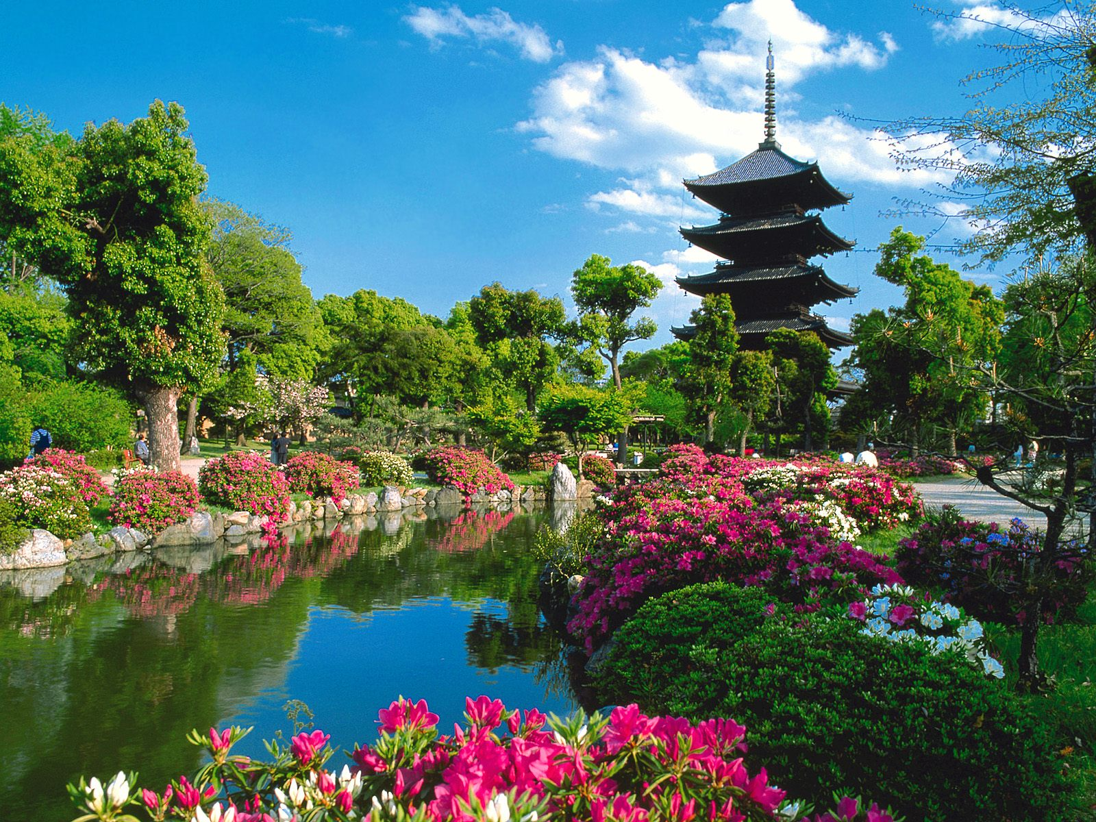 Best place to visit around the world kyoto the most - Jardines japoneses fotos ...