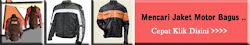 Jual Jacket Motor Cycle