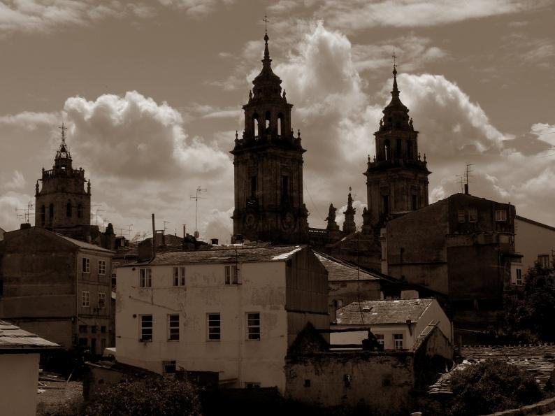 Lugo, vieux quartiers