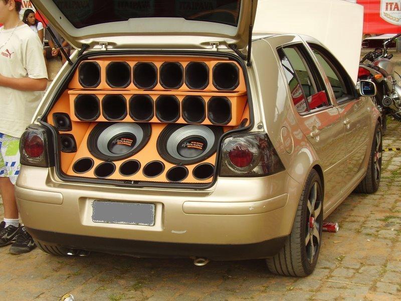 Carros Tuning - Golf Tuning -