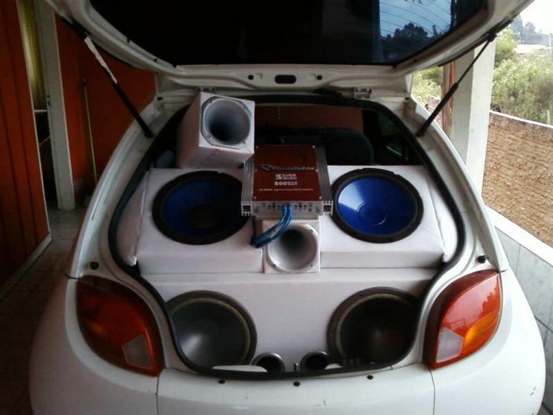 Carros Tuning Ford Ka Tuning Som