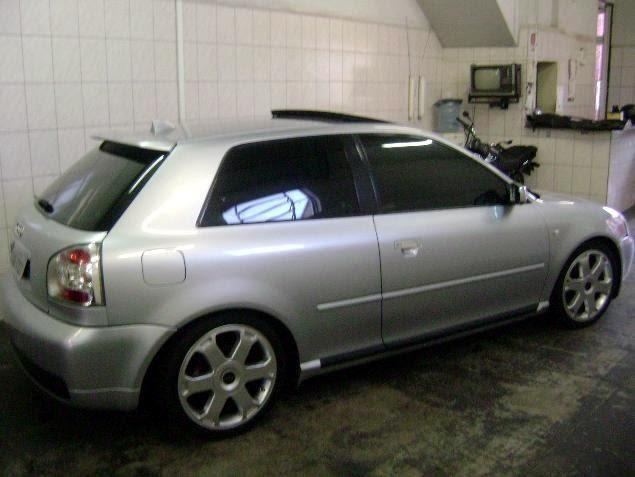 Carros Tuning - Audi a3 Tuning