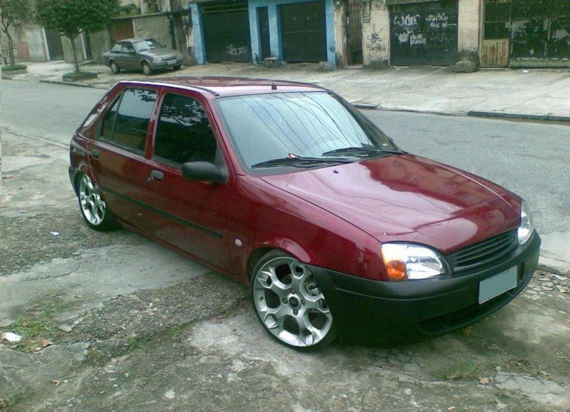 Carros Ford Fiesta Tuning Carros Tuning Ford Fiesta