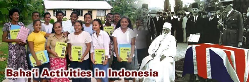Agama Baha&#39;i di Indonesia