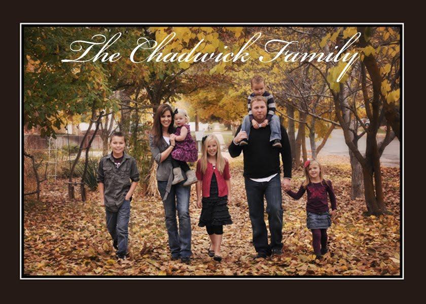 Chadwick Family