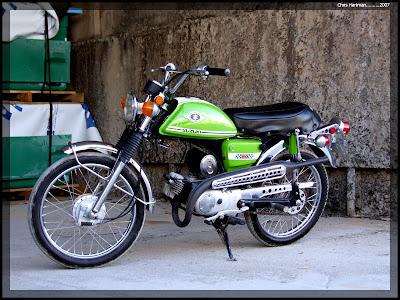 1970 Suzuki AC50 Maverick