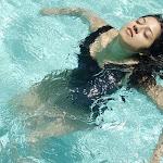 Actress Keerthi Chawla In Bikini