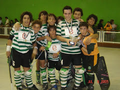 CAMPEÕES TAÇA APL INICIADOS - 2005
