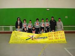 3º LUGAR NO CN DE INFANTIS - 2008
