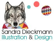Sandra Dieckmann Illustration & Design