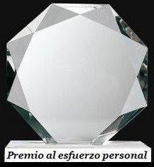 ESFUERZO PERSONAL