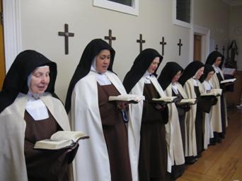 [Carmelites]