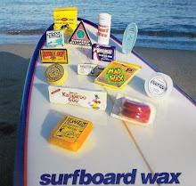 Cómo hacer cera para surf (Surfwax)
