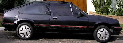 Monza Hatch S/R 2.0