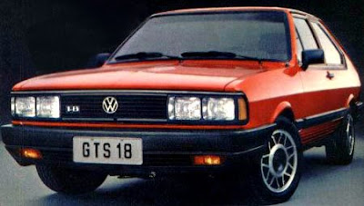 Passat GTS Pointer 1.8 1984